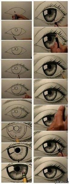 все тонкости рисунка карандашом