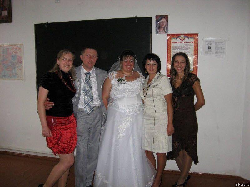 Страшные невесты фото со свадьбы