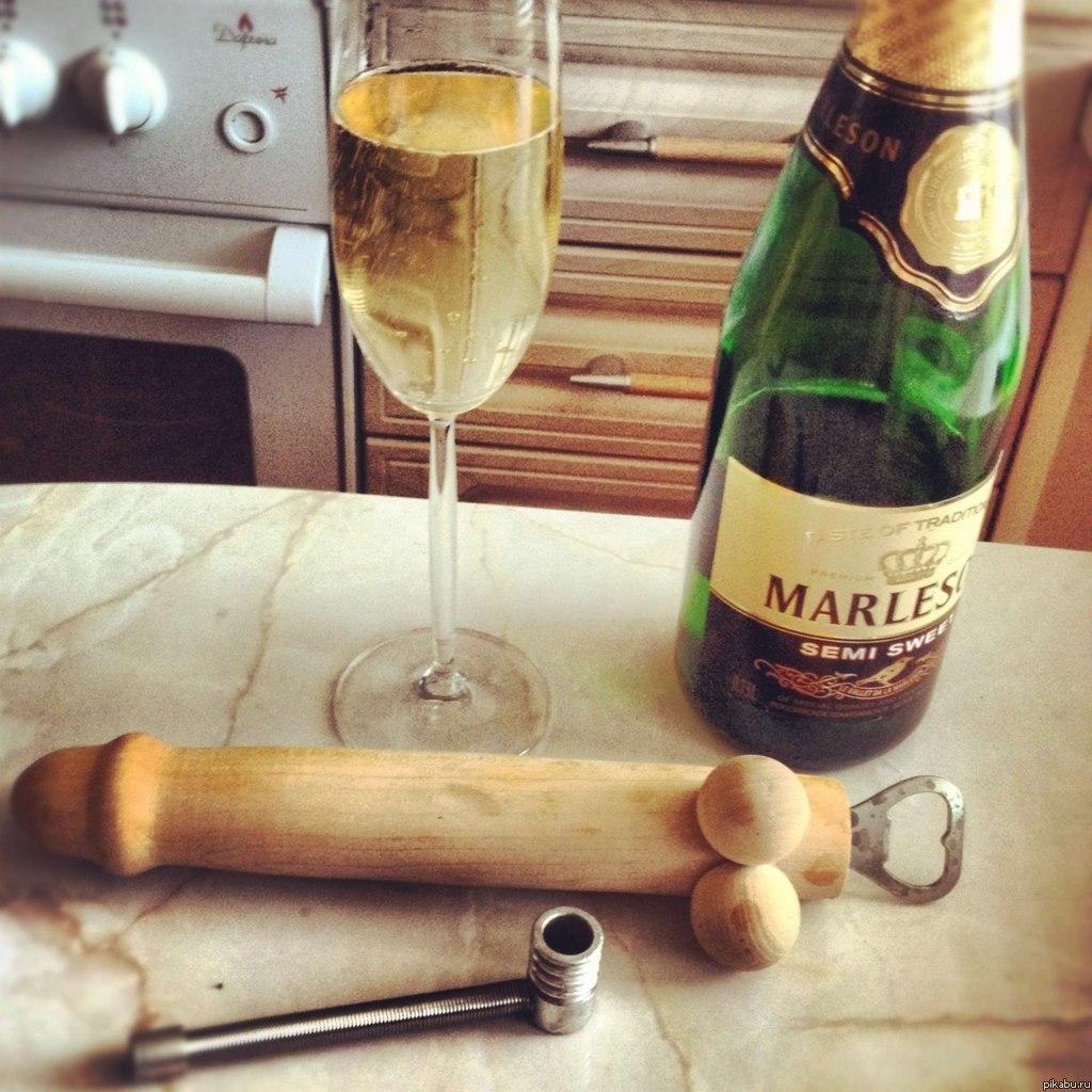 Как сделать с вина шампанское в домашних условиях