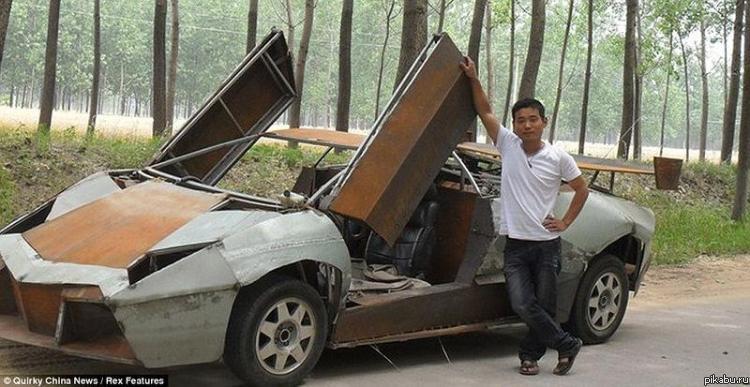 Как сделать дешевый автомобиль