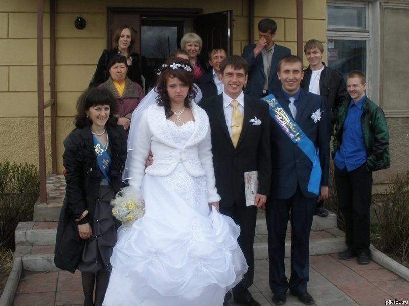 Поделитесь видео своей свадьбы