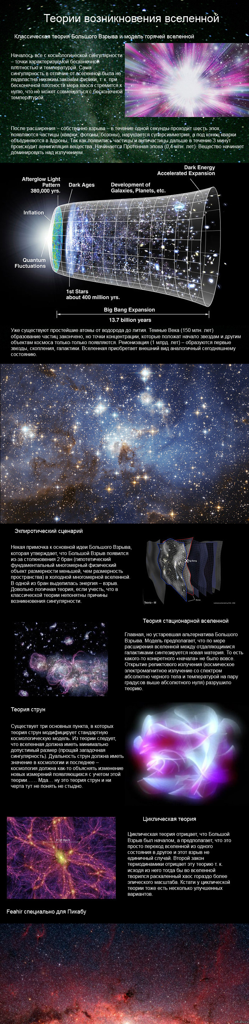 """a report on my theory of the universe Our universe is about 13 the news is usually accompanied by the disappointing report that it's not in a """"habitable zone,"""" which is to say the."""