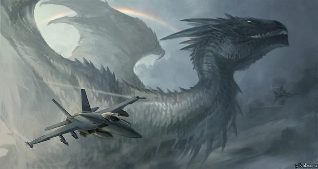 """Марка нитей.  225x120 крестов.  Дракон.  Теги. небо.  Гамма, 60 цветов. самолет.  Портал  """"Вышивка крестом """"."""