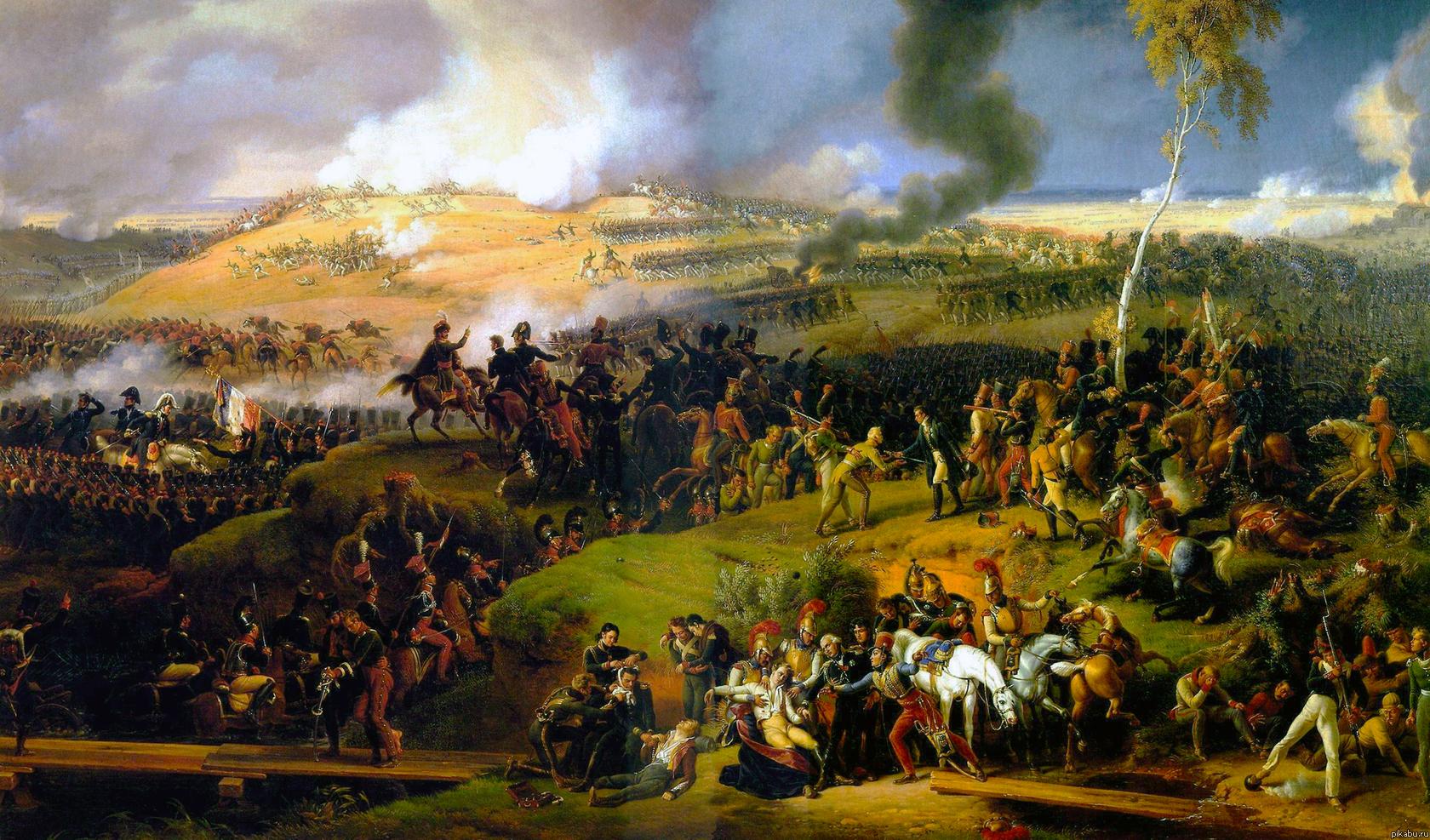 Бородинское сражение ровно 200 лет ...: pikabu.ru/story/borodinskoe_srazhenie_676078