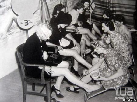 Секс и женщины во время второй мировой войны