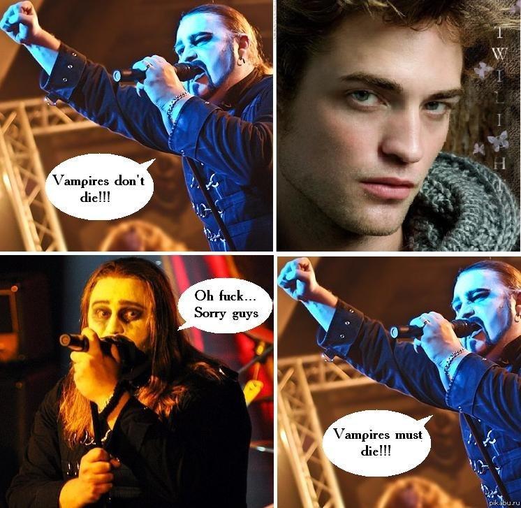 вампиры картинки парни