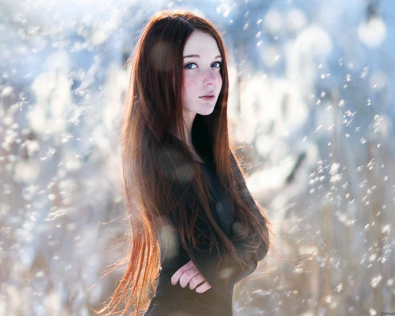 Русские темненькие девушки фото 1 фотография