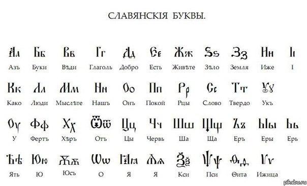 сборка кириллических шрифтов
