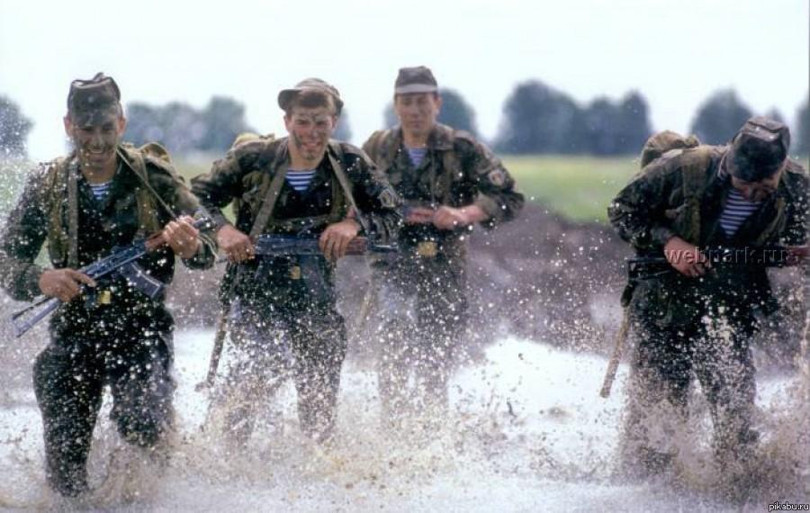Российская армия фото (PR фото) .