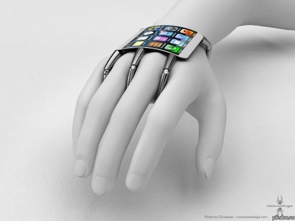 Наручный держатель для телефона и кпк своими руками