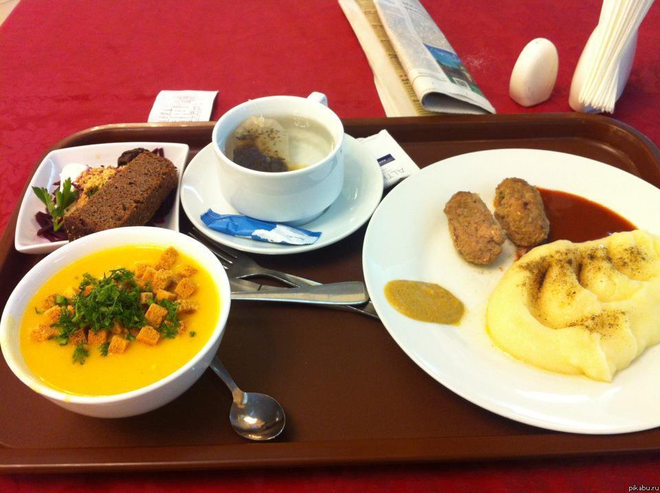 Обеды в домашних условиях 36