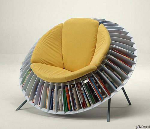 Как сделать дизайнерское деревянное кресло для дачи…