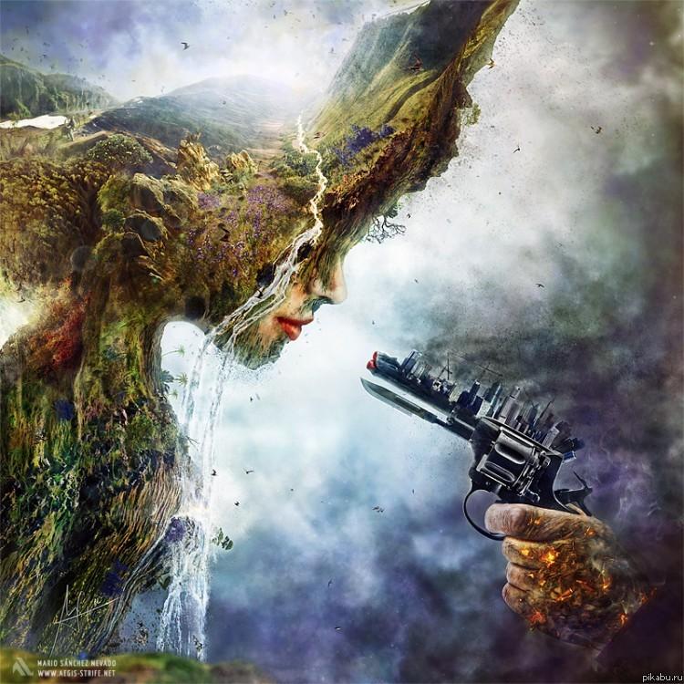 earth vs humans