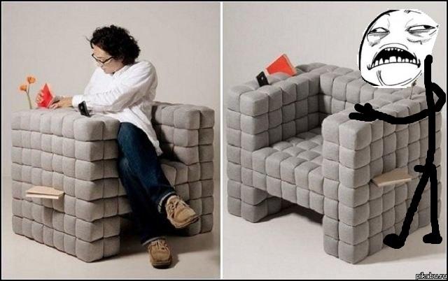 своими руками для дома кресло