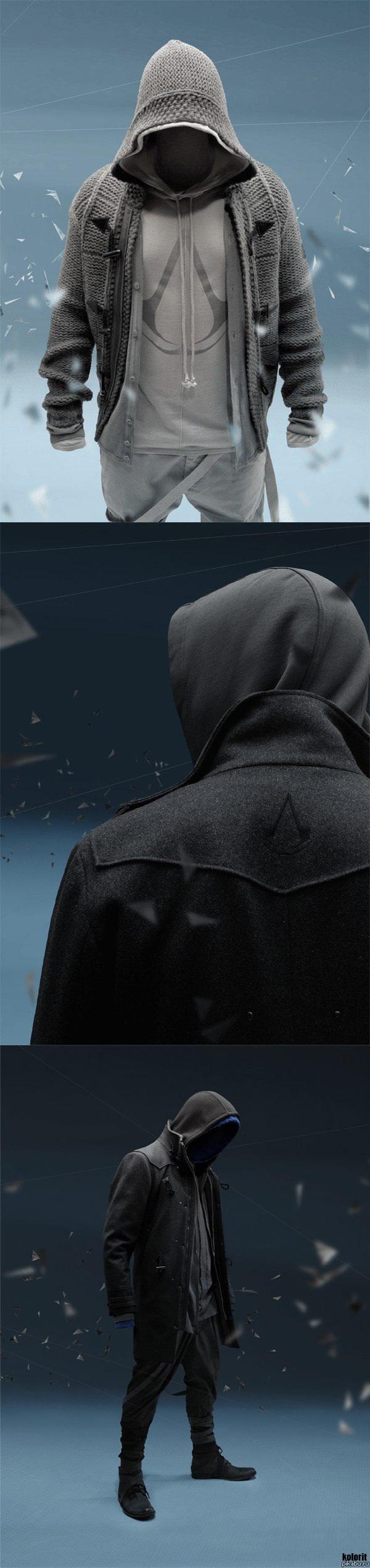 Остерегайтесь Ассассинов! Ubisoft официально запустила линейку одежды по франчайзу Assassin's Creed.