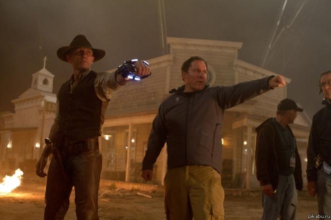 Cowboys extraterestri