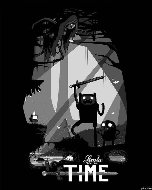 Limbo time время приключений