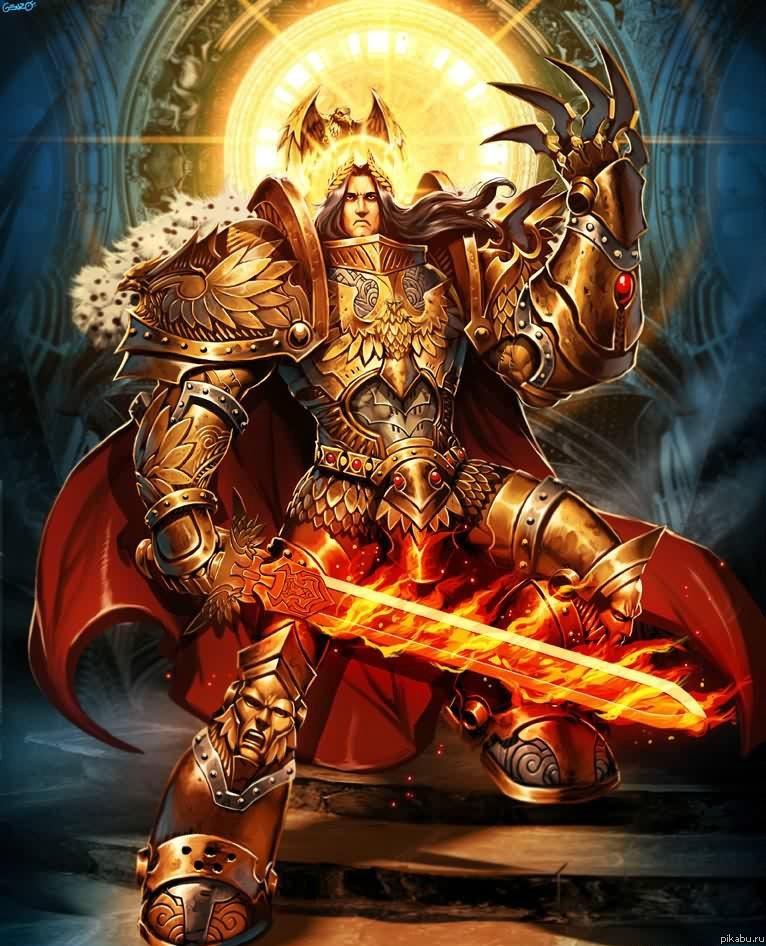 Бог-Император