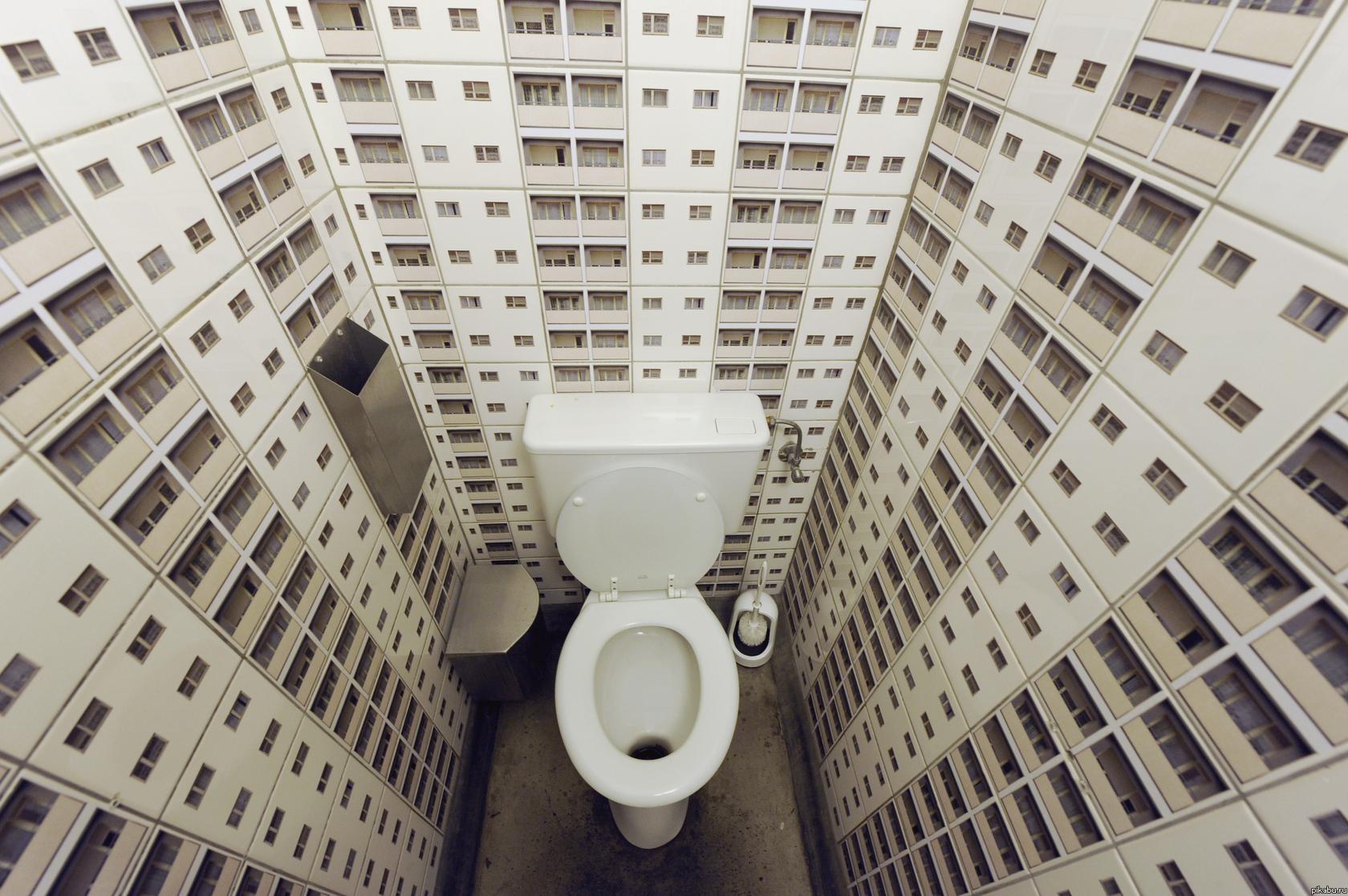 Идеи для туалета своими руками