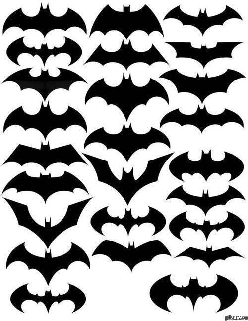 значок бэтмен картинки