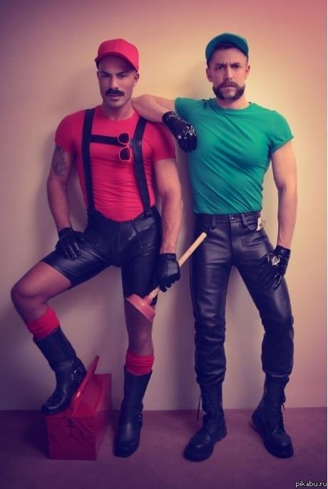 фото гей братьев