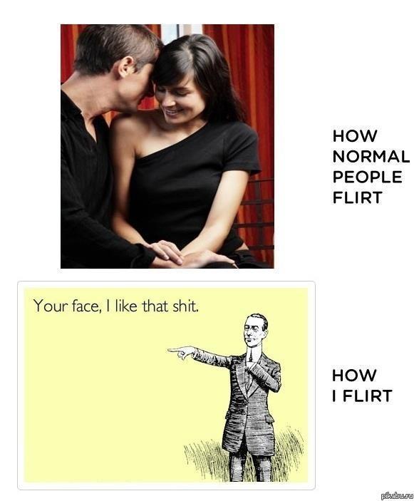 Flirt dating facebook
