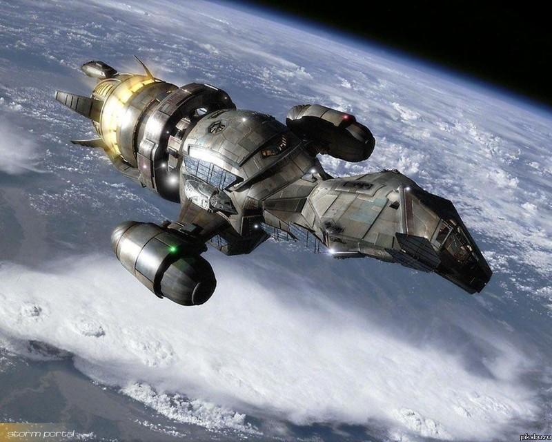 Модели космического корабля своими руками из фильмов